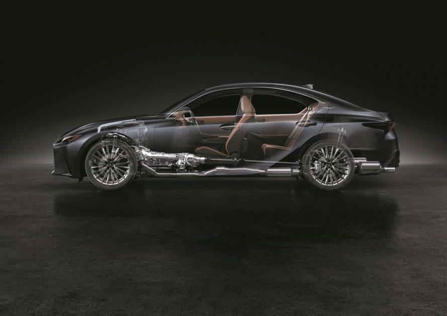 รีวิวรถใหม่2020 : The New Lexus IS...สุดยอดสปอร์ตซีดาน