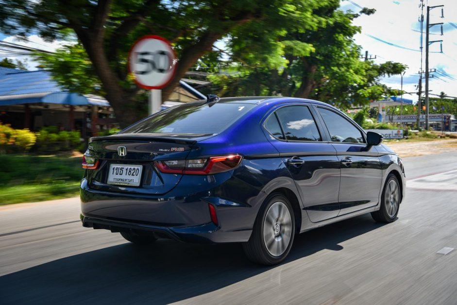 รีวิวรถใหม่ : ฮอนด้า ซิตี้ อี:เอชอีวี ใหม่ ขับครั้งแรก เขาใหญ่ -กรุงเทพ ฯ ระยะทาง 180 กิโลเมตร โคตรประหยัด ทำอัตราสิ้นเปลืองเฉลี่ยน 26.5 กิโลเมตร/ลิตร