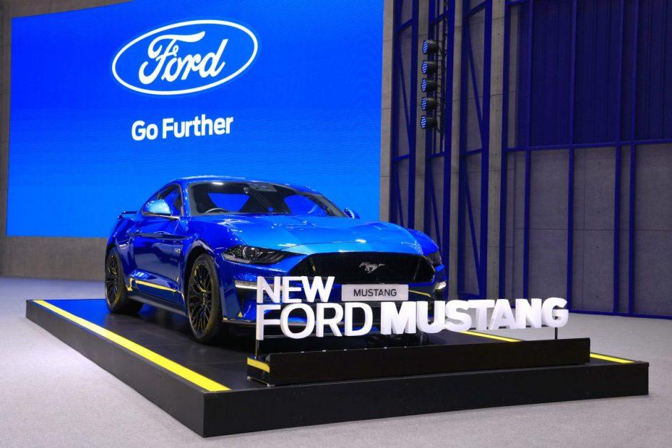ข่าวรถวันนี้ : ฟอร์ด เรนเจอร์ FX4 Max ใหม่ นำทัพรถฟอร์ด ทุกรุ่น พร้อมข้อเสนอพิเศษเร้าใจในงานบางกอก อินเตอร์เนชั่นแนล มอเตอร์โชว์ 2021