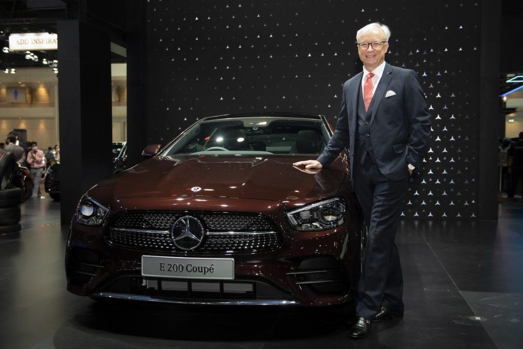ข่าวรถวันนี้ : เมอร์เซเดส-เบนซ์ แชมป์ยอดขายรถยนต์ ไตรมาสที่ 1 ส่งมอบรถ 590,999 คันทั่วโลก เติบโตกว่า 20%
