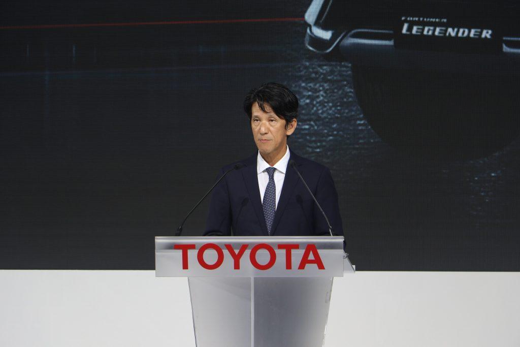 ข่าวรถวันนี้ : โตโยต้า แถลงยอดขายตลาดรถยนต์ครึ่งปีแรก 2564 คาดการณ์ตลาดรวมอยู่ที่ 800,000 คัน