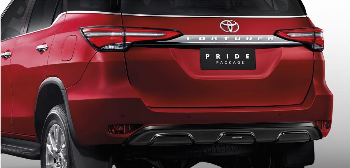 ข่าวรถวันนี้ : ฟอร์จูนเนอร์ คว้า 2 รางวัล Car of The Year 2021 ยืนหนึ่งรถอเนกประสงค์ PPV ตัวจริง
