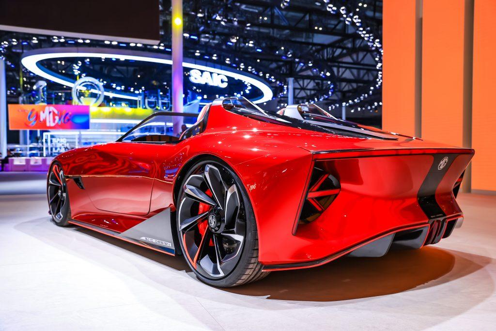 ข่าวรถวันนี้ : เอ็มจี เปิดตัวนวัตกรรมและรถใหม่ในงาน Shanghai Auto Show 2021