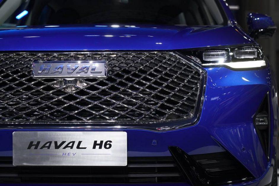 ข่าวรถวันนี้ : HAVAL แบรนด์น้องใหม่ เตรียมส่ง H6 ไฮบริดเอสยูวี ลุยตลาด