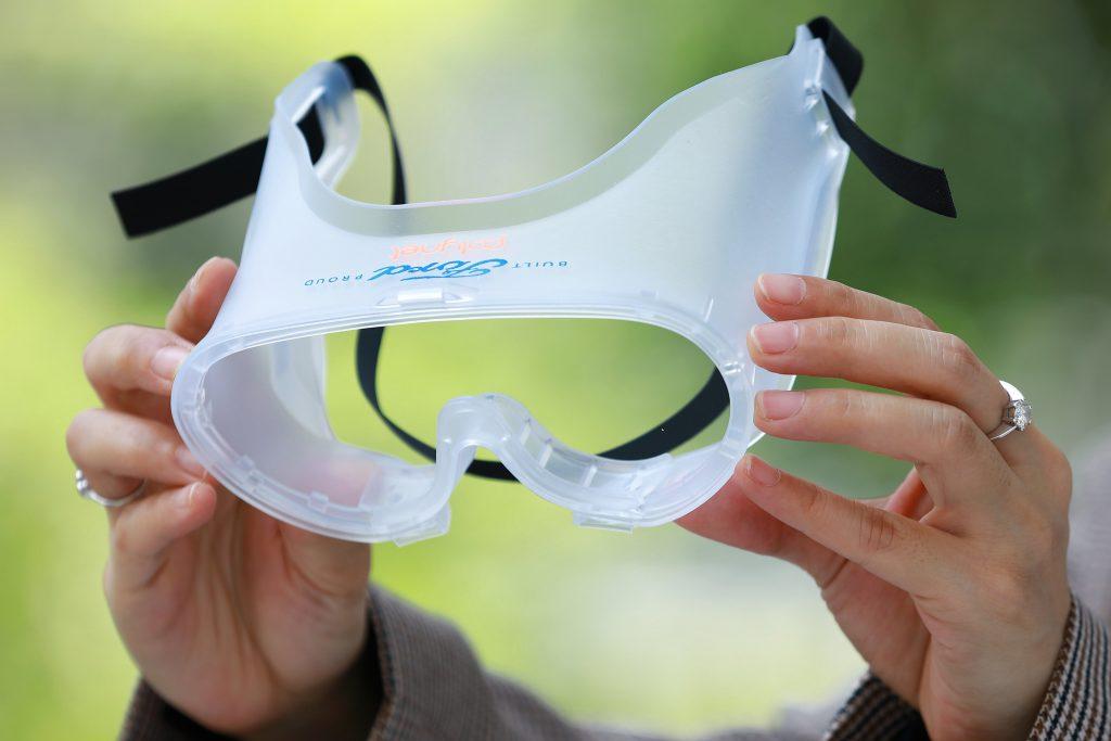 ข่าวรถวันนี้ (30/05/2021) : ฟอร์ด ร่วมมือโพลีเน็ตส่งมอบแว่นตานิรภัยเพิ่มอีก 10,000 ชิ้น เพื่อสนับสนุนบุคลากรทางการแพทย์รับมือกับโควิด-19