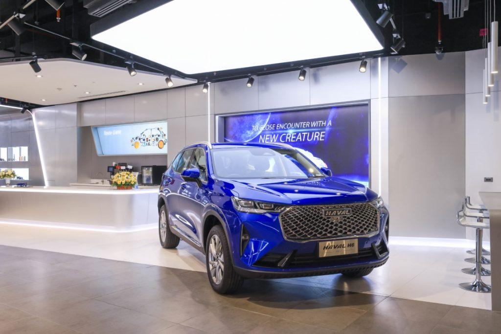 ข่าวรถวันนี้ : เกรท วอลล์ มอเตอร์ เปิดข้อเสนอสุดพิเศษใน ULTRA DEAL Campaign ชวนคนไทยลงทะเบียนจองสิทธิ์เพื่อซื้อ All New HAVAL H6 Hybrid SUV จัดเต็มเซอร์ไพรส์เพื่อลูกค้ากลุ่มแรกของแบรนด์