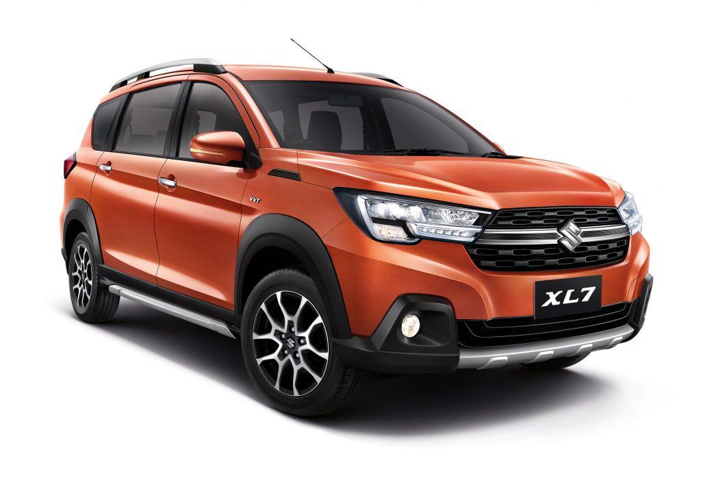 ข่าวรถวันนี้ : SUZUKI XL7 ขึ้นแท่นผู้นำรถอเนกประสงค์ขนาดเล็ก กวาดยอดขายไตรมาสแรก ชูความคุ้มค่า คุ้มราคา ของคนชอบแตกต่าง ส่งมอบถึงมือลูกค้าแล้ว 4,117 คัน