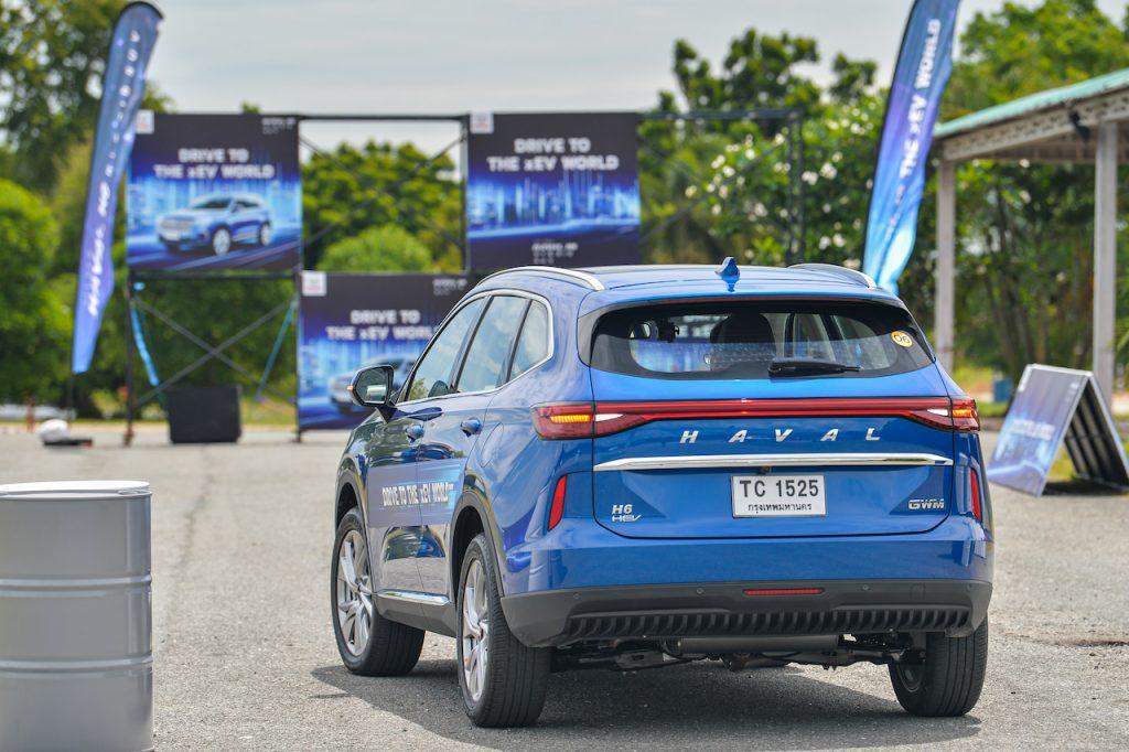 ขับครั้งแรก All New HAVAL H6 Hybrid SUV