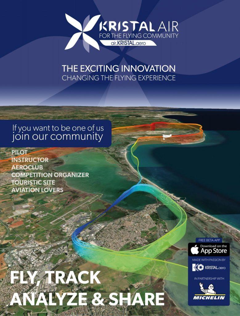ข่าวรถวันนี้ (23/06/2021) : มิชลิน ร่วมกับ KRISTAL.aero เปิดมิติใหม่ของประสบการณ์การบินเครื่องบินขนาดเล็กผ่านแอพพลิเคชั่น KRISTAL.air