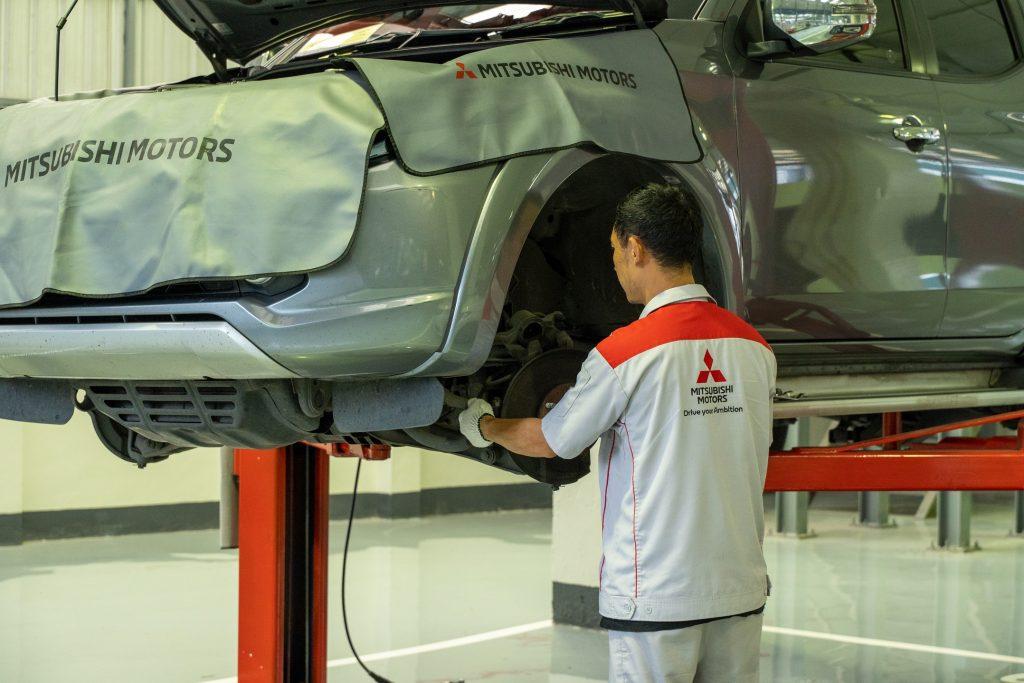 ข่าวรถวันนี้ : มิตซูบิชิ มอเตอร์ส ประเทศไทย เปิดโชว์รูมแห่งใหม่ในกรุงเทพมหานครอย่างต่อเนื่อง