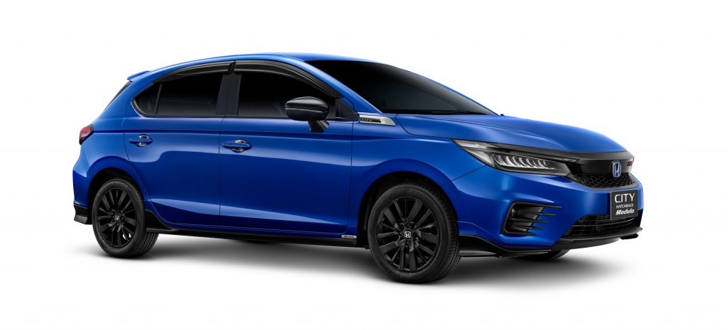 รีวิวรถใหม่ 2021 : HONDA CITY HATCHBACK รุ่น RS e:HEV ราคา 849,000 บาท จัดเต็มทคโนโลยีไฮบริด Sport Hybrid i-MMD สมรรถนะทรงพลัง Full Hybrid จัดเต็มเทคโนโลยีความปลอดภัยอัจฉริยะ Honda SENSING