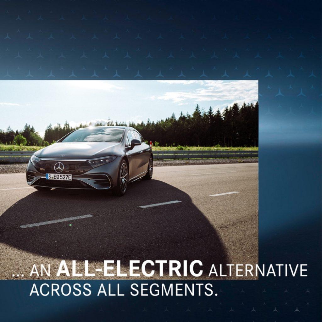 ข่าวรถวันนี้ : เมอร์เซเดส-เบนซ์ ก้าวสู่การเป็นผู้ผลิตรถยนต์ไฟฟ้าเต็มตัว โดยรถยนต์รุ่นที่เปิดตัวใหม่ตั้งแต่ปี 2568 จะเป็นรถยนต์ไฟฟ้าเท่านั้น