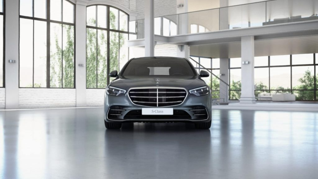 รีวิวรถใหม่ 2021 : The new S-Class  ยนตรกรรมหรูเทคโนโลยีล้ำ