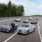 เมอร์เซเดส-เบนซ์  พร้อมก้าวสู่การเป็นผู้ผลิตรถยนต์ไฟฟ้าเต็มตัว