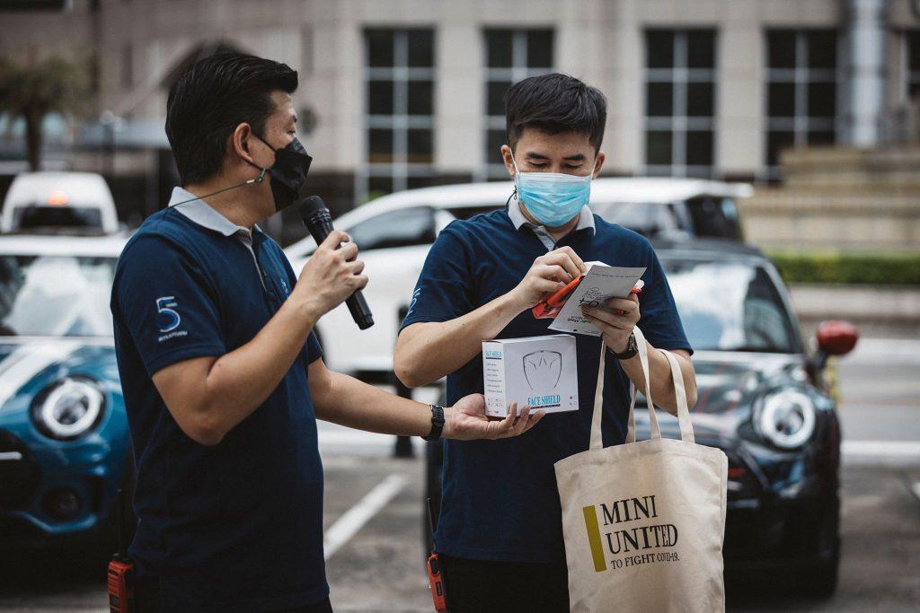ข่าวรถวันนี้ : มินิ ประเทศไทย จับมือ มิลเลนเนียมออโต้กรุ๊ป ส่งความห่วงใยสู่ผู้ติดเชื้อโควิด-19