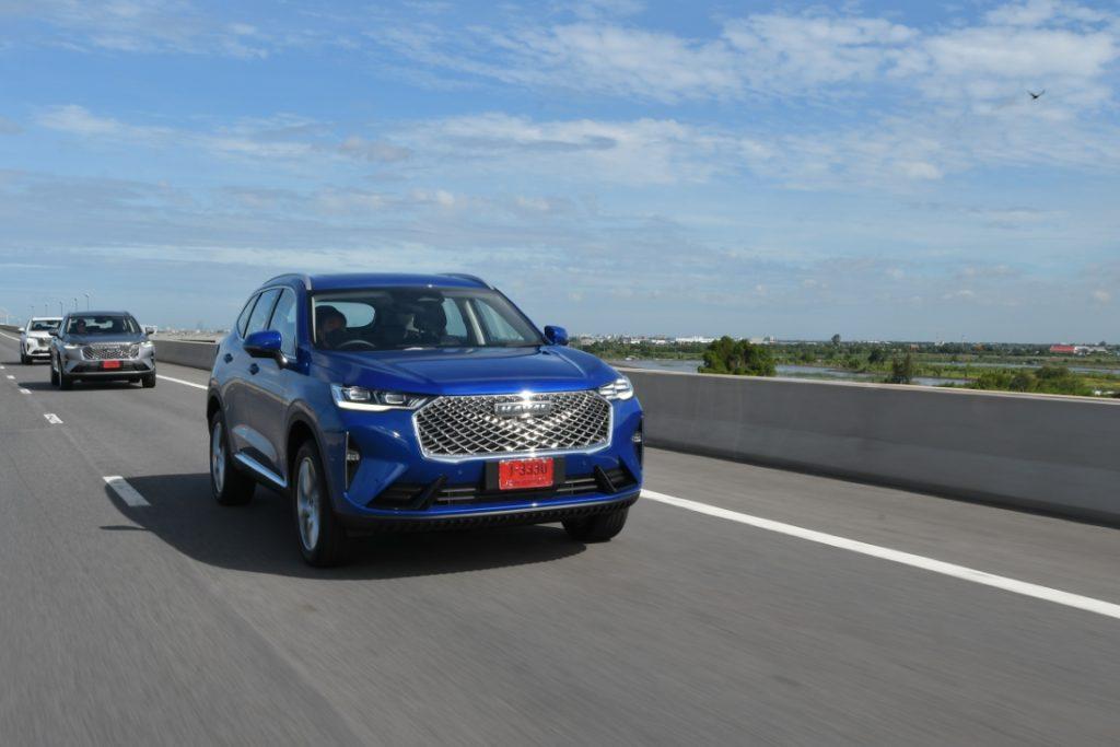 ข่าวรถวันนี้ : เกรท วอลล์ มอเตอร์ ขอบคุณคนไทยสำหรับการตอบรับอย่างดีเยี่ยมด้วยยอดขาย All New HAVAL H6 Hybrid SUV 320 คัน