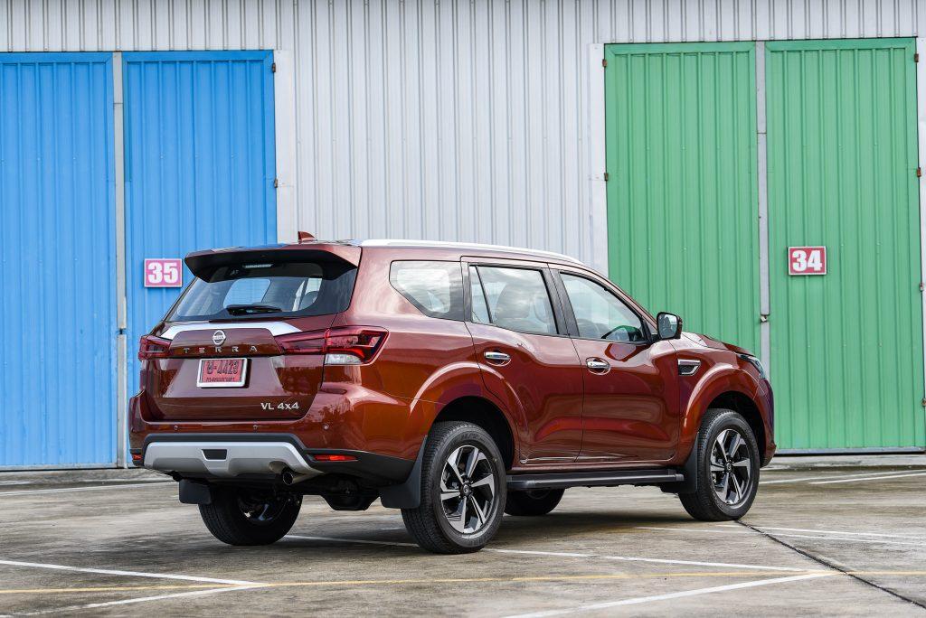 รีวิวรถใหม่ 2021 : นิสสัน เทอร์ร่า ใหม่ เพิ่มออฟชั่นและฟีเจอร์