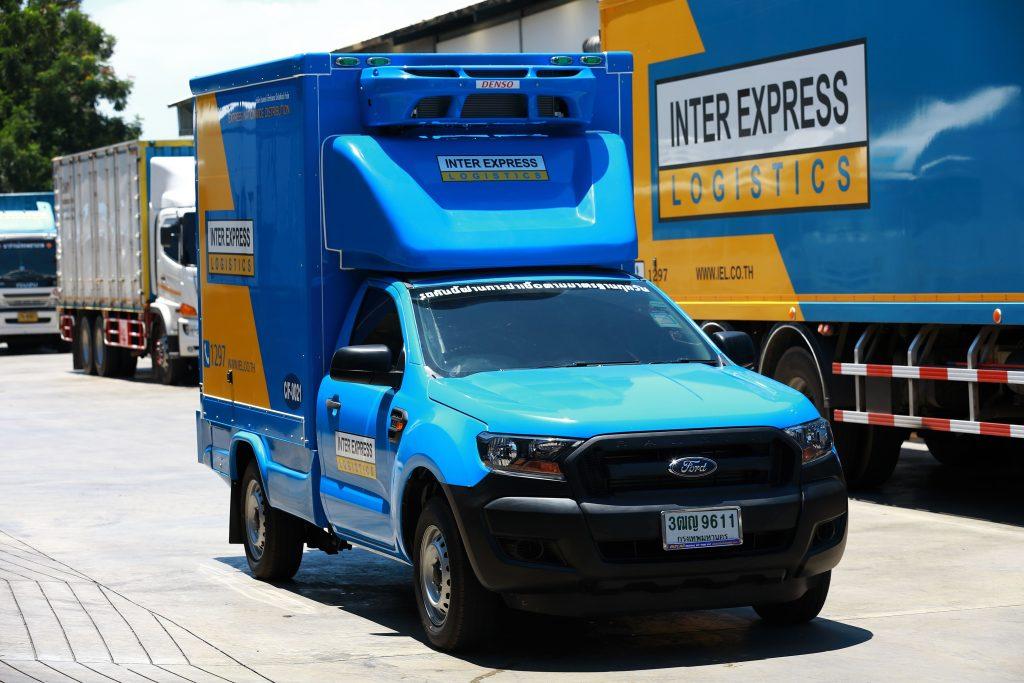ข่าวรถวันนี้ : ฟอร์ด ส่งมอบ เรนเจอร์ ล็อตใหญ่ 50 คันให้อินเตอร์ เอ็กซ์เพรส โลจิสติกส์