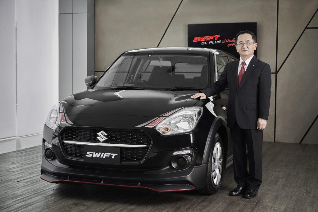 นายมิโนรุ อามาโนะ กรรมการผู้จัดการใหญ่ บริษัท ซูซูกิ มอเตอร์ (ประเทศไทย) จำกัด