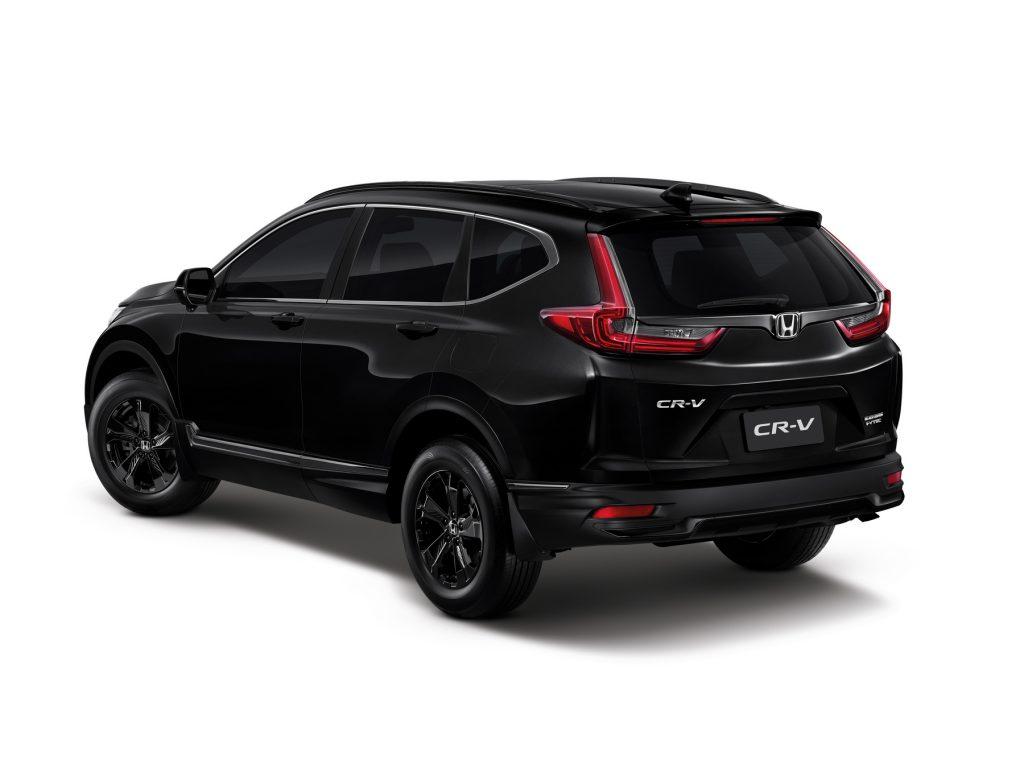 รีวิวรถใหม่ 2021 : ฮอนด้า ซีอาร์-วี BLACK EDITION ใหม่ 2.4 BLACK EDITION ใหม่ ราคา 1,467,000 บาท