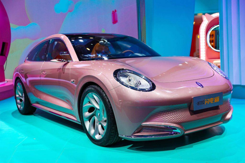 ข่าวรถวันนี้ : มาแล้ว ORA แบรนด์รถยนต์ไฟฟ้า 100% จาก เกรท วอลล์ มอเตอร์ เตรียมนำเทคโนโลยีและการขับขี่แห่งอนาคต บุกตลาดไทย