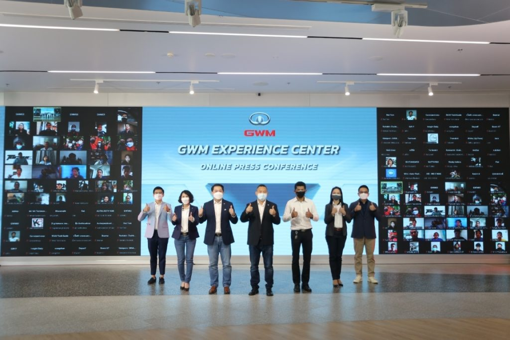 เปิดแล้ว GWM Experience Center แห่งแรกในไทย ณ ไอคอนสยาม