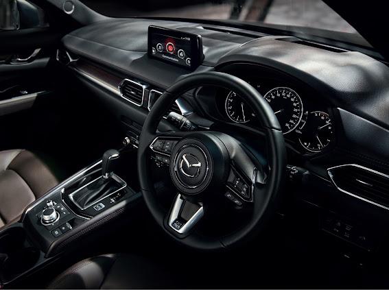 รีวิวรถใหม่ 2021 : มาสด้า บุกตลาดเอสยูวี เปิดตัว CX-5 MY22 ใหม่ อัดแน่นด้วยเทคโนโลยีสกายแอคทีฟ